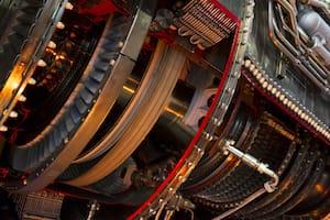 Aerospace Testing Pyrometry Jet Engine