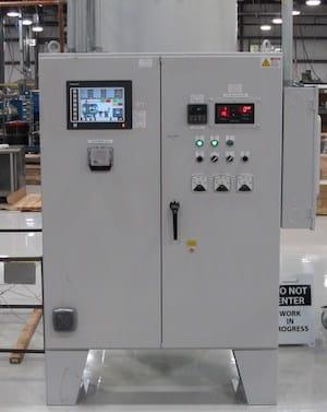 Temperature Process Control System