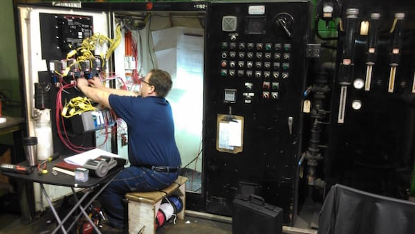New Temperature Process Control System at Clifford-Jacobs