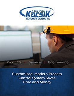 Conrad Kacsik Case Study - Modern Process Control - Nelson Fastener Systems